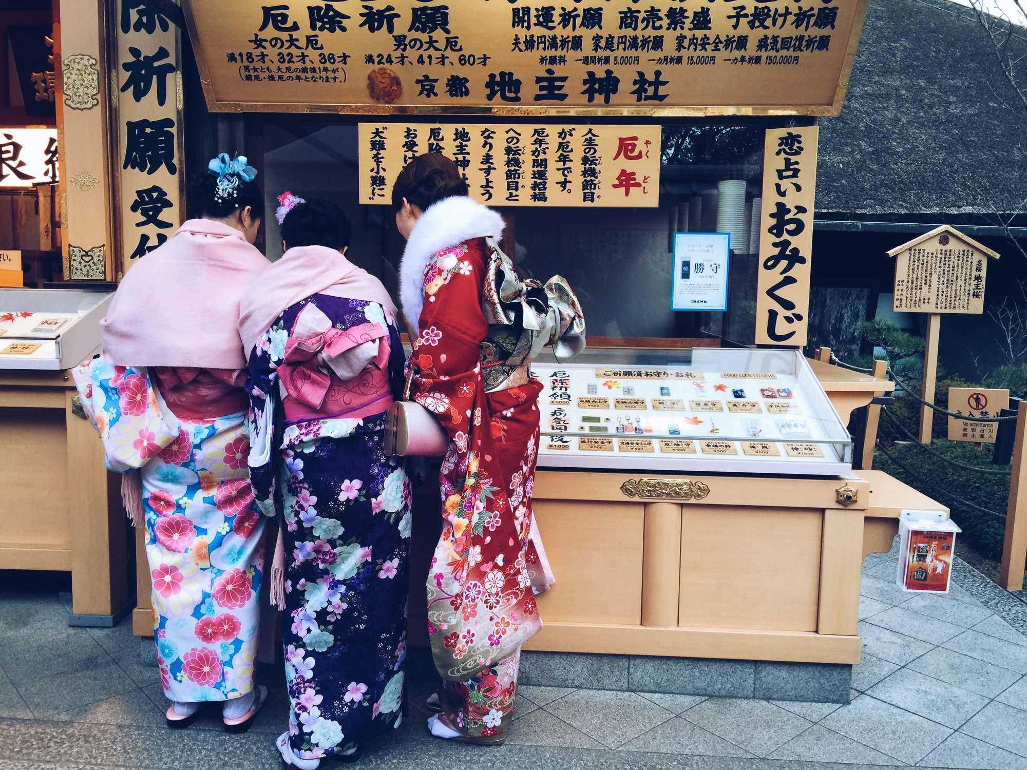 Japan itinerary - Kyoto