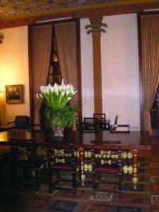 King David Hotel, Jerusalem - interior
