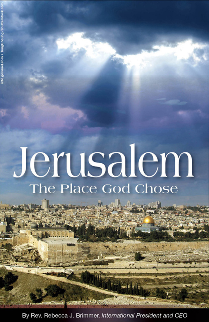 Jerusalem the Place God Chose  Bridges for PeaceBridges