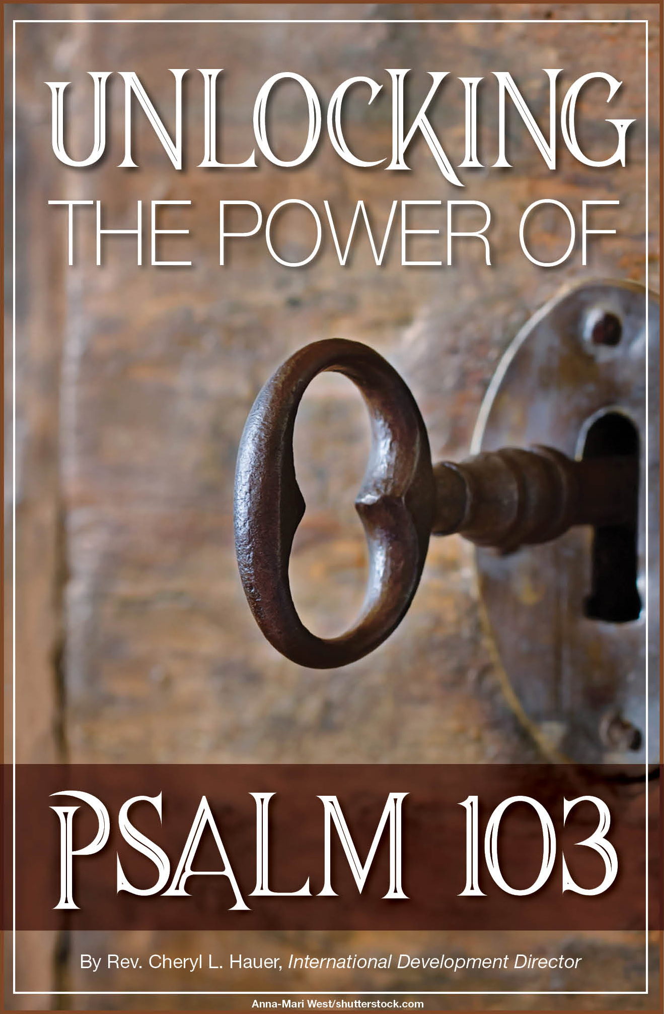 Unlocking the Power of Psalm 103  Bridges for PeaceBridges for Peace