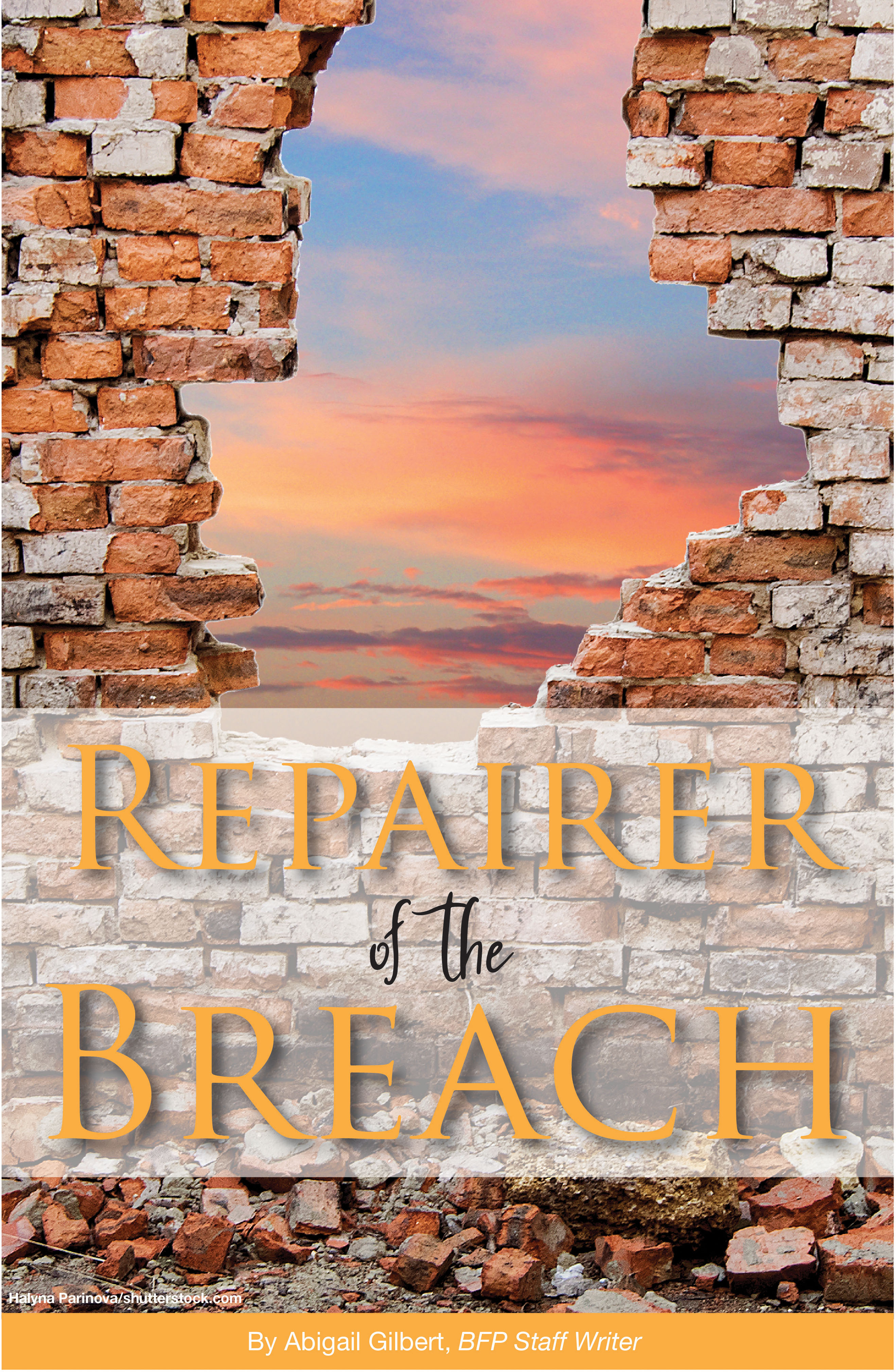 Repairer of the Breach - Bridges for PeaceBridges for Peace