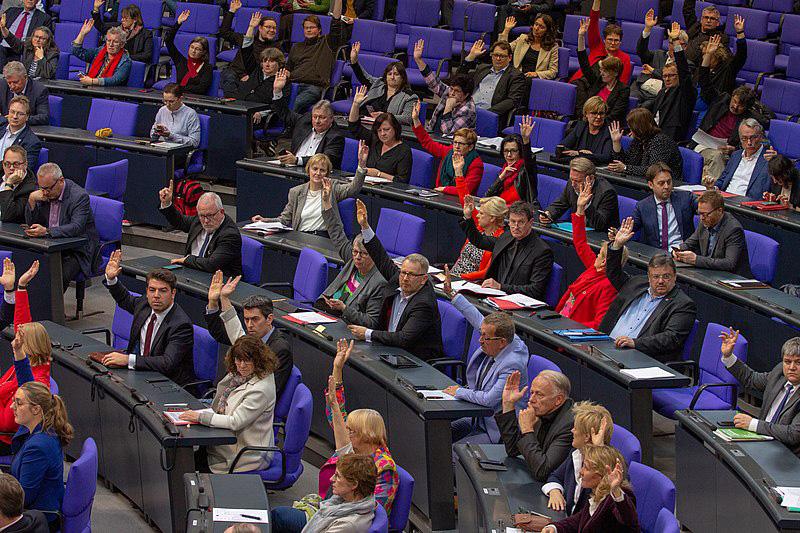 German Parliament Calls Israel Boycott Movement
