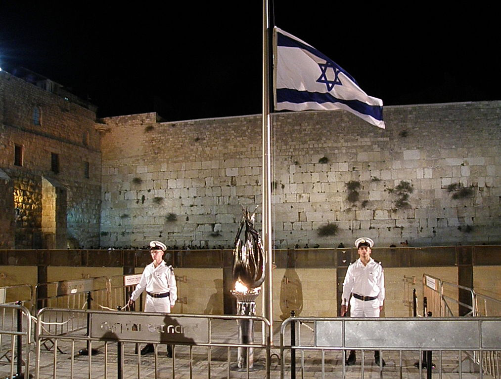 Yom HaZikaron: Israel Stops to Mourn Her Fallen Sons and