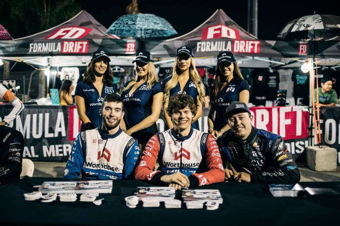 2017 BR Drivers