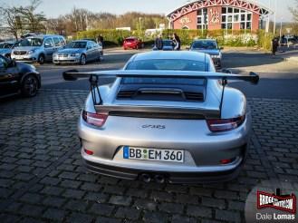 Porsche 991 GT3RS Nürburgring Nordschleife