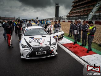 I do love this Lexus Coupe, which will be racing the N24 next month