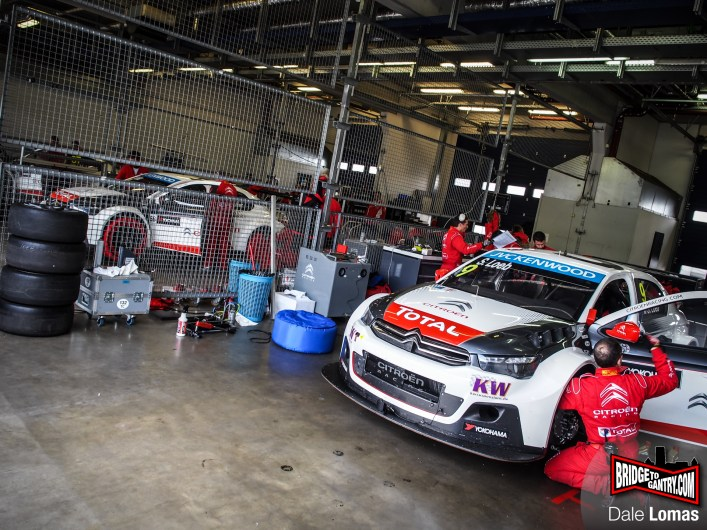 WTCC Nürburgring Nordschleife Test Day