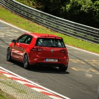 Did the Golf GTi Clubsport S just set a new FWD Nürburgring record live on BTG?