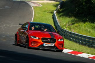 Guy Martin rode with me in Project 8 for his latest TV show
