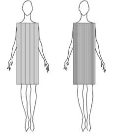 Fashion Optical Illusion