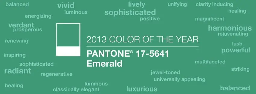 How To Wear Emerald Green Pantone 39 S Color Of The Year