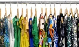Organize the clothes in your closet