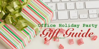 Office Holiday Party Gifts