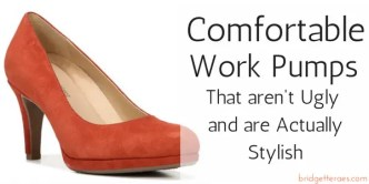 comfortable Pumps