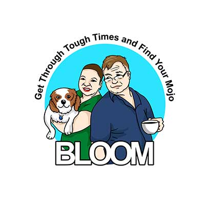 Bloom logo - getting tough times