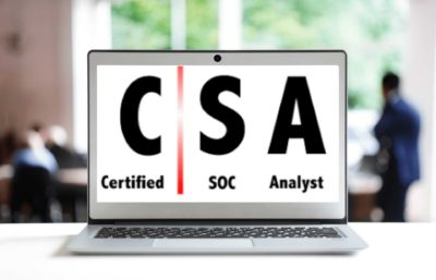 Certified SOC Analyst course thumbnail