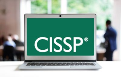 Certified Information System Security Professional (CISSP) course thumbnail