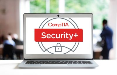 CompTIA Security+ course thumbnail