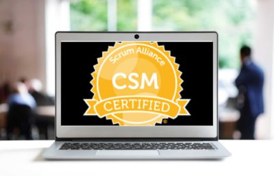 Certified ScrumMaster course icon