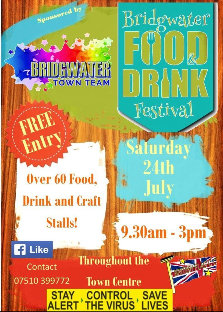 Bridgwater Mercury: TASTY: There will be more than 60 food, drink and craft stalls at this year's Bridgwater Food and Drink Festival