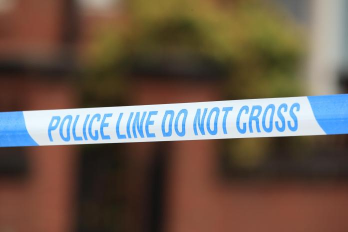 A man in critical condition after a stab in east London