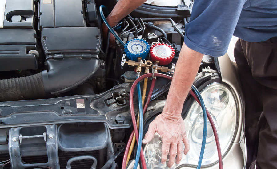 Auto Ac Repair Car Truck Scottsdale Bridwell Automotive Center
