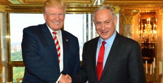 Αποτέλεσμα εικόνας για συνάντηση Νετανιάχου και Τραμπ στις ηπα