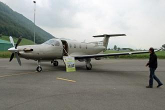 NABA PC-12 Flug 004