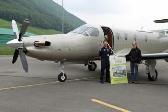 NABA PC-12 Flug 006