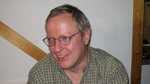 Raimund Vogl, zur Zeit Börsenchef