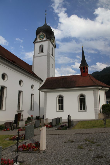 Pfarrkirche Beckenried