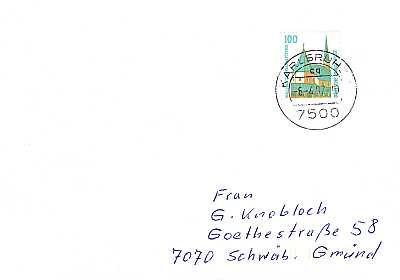 Briefmarken-Universum / Ausstellung / Sehenswürdigkeiten