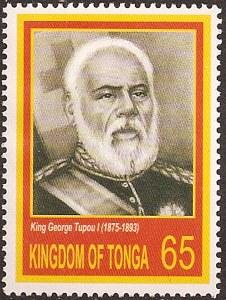 Der erste Koenig von Tonga
