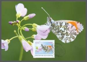 Nach einer Pause von 52 Jahren gab es im Fürstentum Liechtenstein 2012 erstmals wieder eine Briefmarke mit neuem Wertaufdruck.