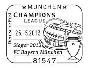 Champions League-Sieger Bayern München.