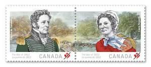 Kanada ehrt Persönlichkeiten aus dem Krieg von 1812.