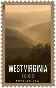 Der US-Bundesstaat West Virginia.