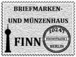 Finn, Briefmarken- und Münzenhaus