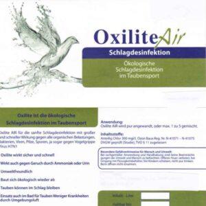 Oxilite AIR Schlagdesinfektion 5Liter