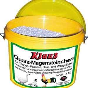 Klaus Magensteinchen (Quarzsteinchen) 4 kg
