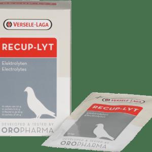 Oropharma Recup-Lyt 240g 12x20g Btl.