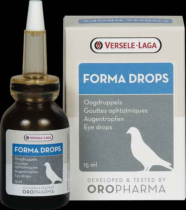 Oropharma Forma Drops 15ml