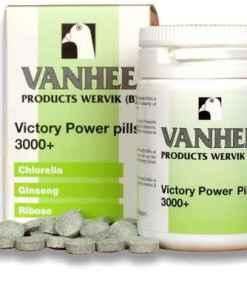 Victory Power Pills 3000+ 150 st zur Optimierung der Flugleistun