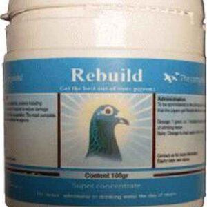 Pigeon Vitality Rebuild Pulver 100g Konzentrat