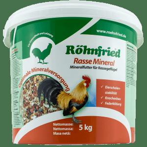 Röhnfried Rasse Mineral für Rassegeflügel 5 kg