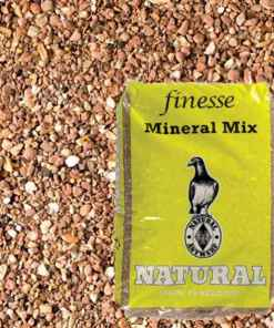 Natural FINESSE MINERAL MIX 20kg inkl Porto