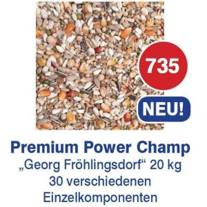 Vanrobaeys - Premium Power Champ-Froehlingsdorf Nr.735 20kg