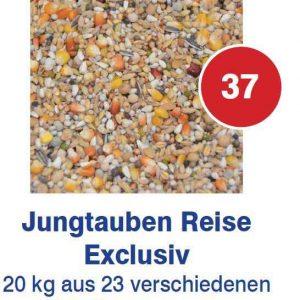 Vanrobaeys - Jungtauben Reise Exclusiv Nr.37 20kg