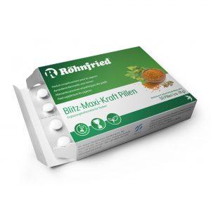 Röhnfried Blitz Maxi-Kraft 50 Stück Tabletten