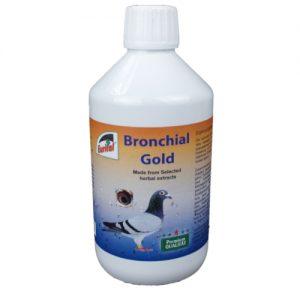 Eurital Bronchial Gold 500ml in einer Plastik Flasche